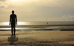 Anthony Gormley - Another Place (33106) Tags: beach gormley crosby merseyside