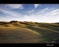 Campagna Senese (sirVictor59) Tags: toscana tramonto nikon siena italia italy paesaggio campagna magiayfotografia nikond300 sigma1020 tuscany naturepoetry fleursetpaysages llite des paysages sirvictor59