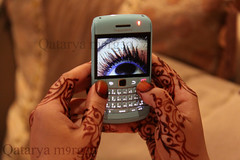 , , } (Q a T a R i Y a  M9rg3a) Tags: eye blackberry eyelash henna bb myeye