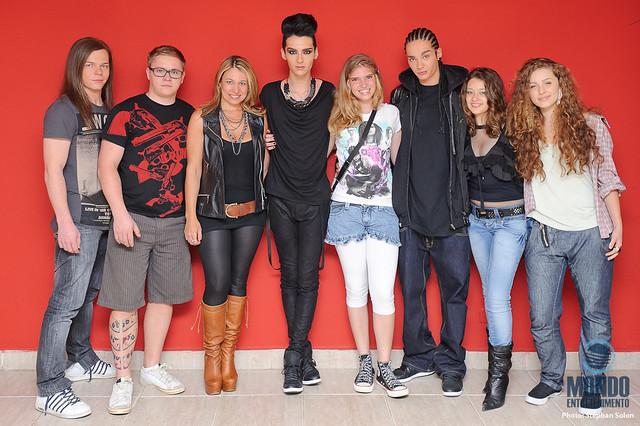 Tokio Hotel VF-06 por Mondo Entretenimento