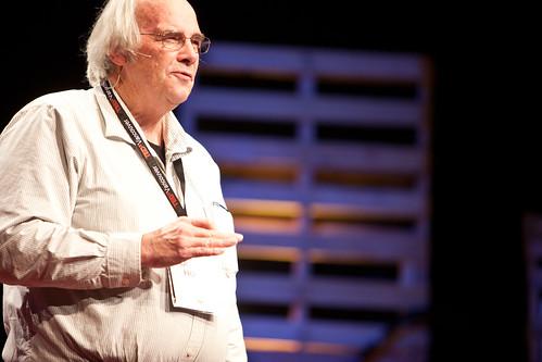 Dr. Jack Horner - TEDx Vancouver 2010 - West Vancouver, BC