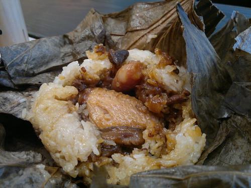Lo Mai Gai Glutinous Rice
