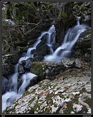 Parque natural del Gorbea (Alfredo.Ruiz) Tags: canon cascada gorbea ef1022 eos450d