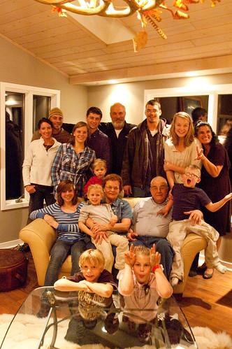 Thanksgiving 2010 - Broersma side