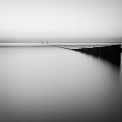 "Duet for Piano ""Explored on Nov 29 2010"" (Geoffrey Gilson) Tags: holland canon silver eos long exposure zeeland explore le 7d posts groynes explored efex canoneos7d nd500 geoffreygilsonwwwgeoffreygilsonnet"