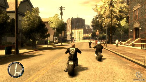 Grand Theft Auto IV Episodes From Liberty Cityy
