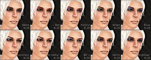 A:S:S - Rockstar eyeshadow