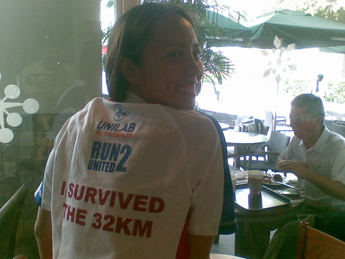 Unilab Run United 2: I Survived!