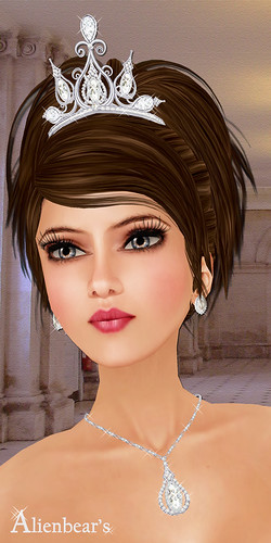 Aphrodite princess model