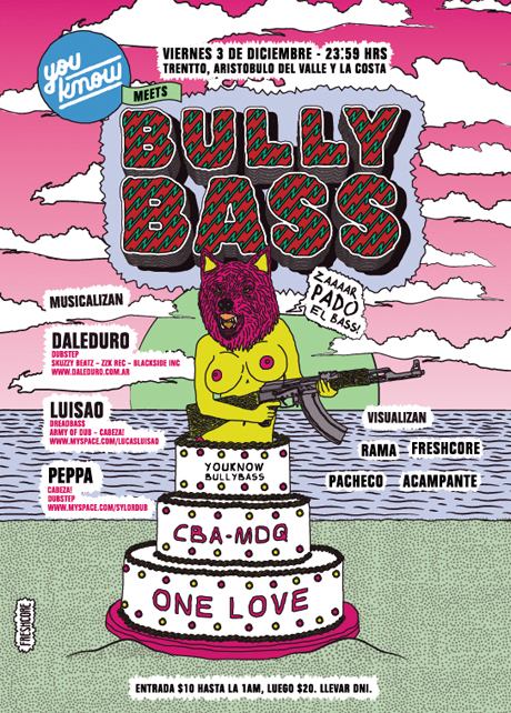 You Know meets Bully Bass
