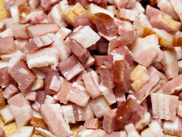 Chopped Bacon
