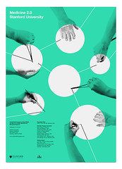 Stanford University Poster (_Untitled-1) Tags: poster design hands media university graphic circles web modernism social grafik medical event doctor stanford medicine osaka network aim 20 supplies orbs neue connect connections surgeon