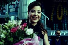 :D (Mohammad Reza Hassani) Tags: street lebanon girl smile festival beirut 2010 hamra