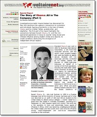 The Story of Obama. All in the Company I part /english