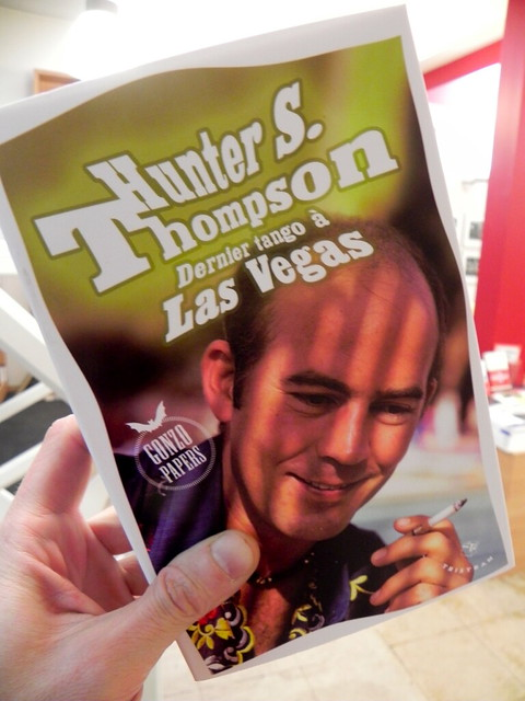 Dernier tango à Las Vegas, de Hunter S. Thompson