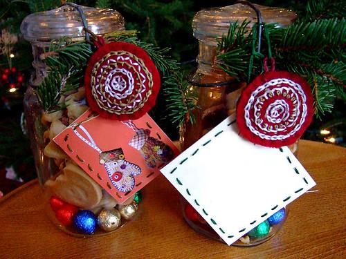 Cookie Jar Gift Idea