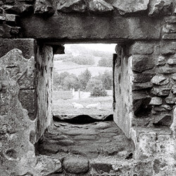 Brough Castle Cumbria photography photo Mark Riley Cardwell Cardiff Journalism student