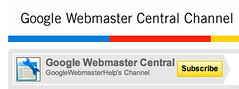 Google Webmaster YouTube Channel