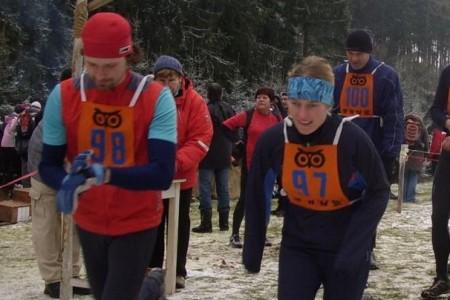 Podzimní běžecko-lyžařský dvojboj
