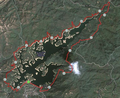 5/12/2010 AVOHK Tai Lam Chung 15km Race