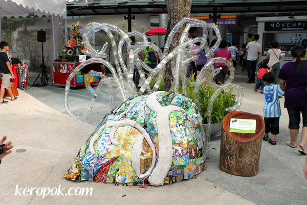 Recycled Sculpture