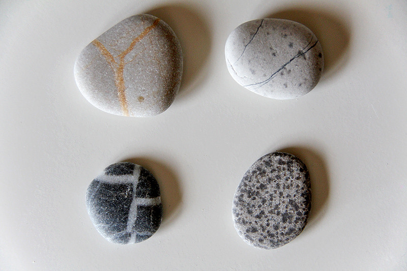 new pebbles