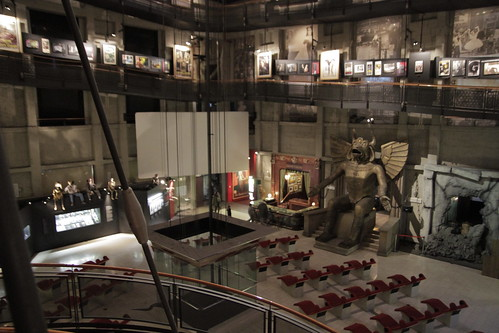 National Cinema Museum interior 3