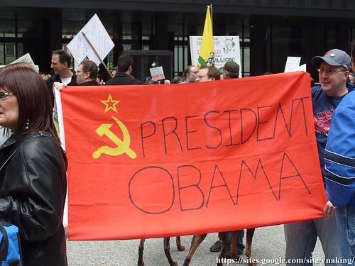 communist usa obama