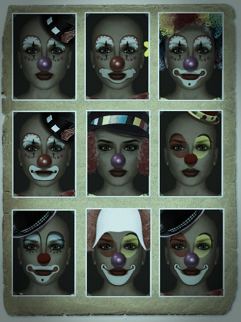 Identity Clowns
