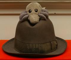 Dust Mite & Hat
