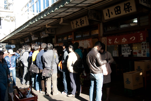 【東京】2010冬,東京-高はし