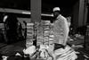Newspaper Vendor Series (Ahmad Shukri) Tags: life blackandwhite news work newspaper nst kerja akhbar newspapervendor routinework