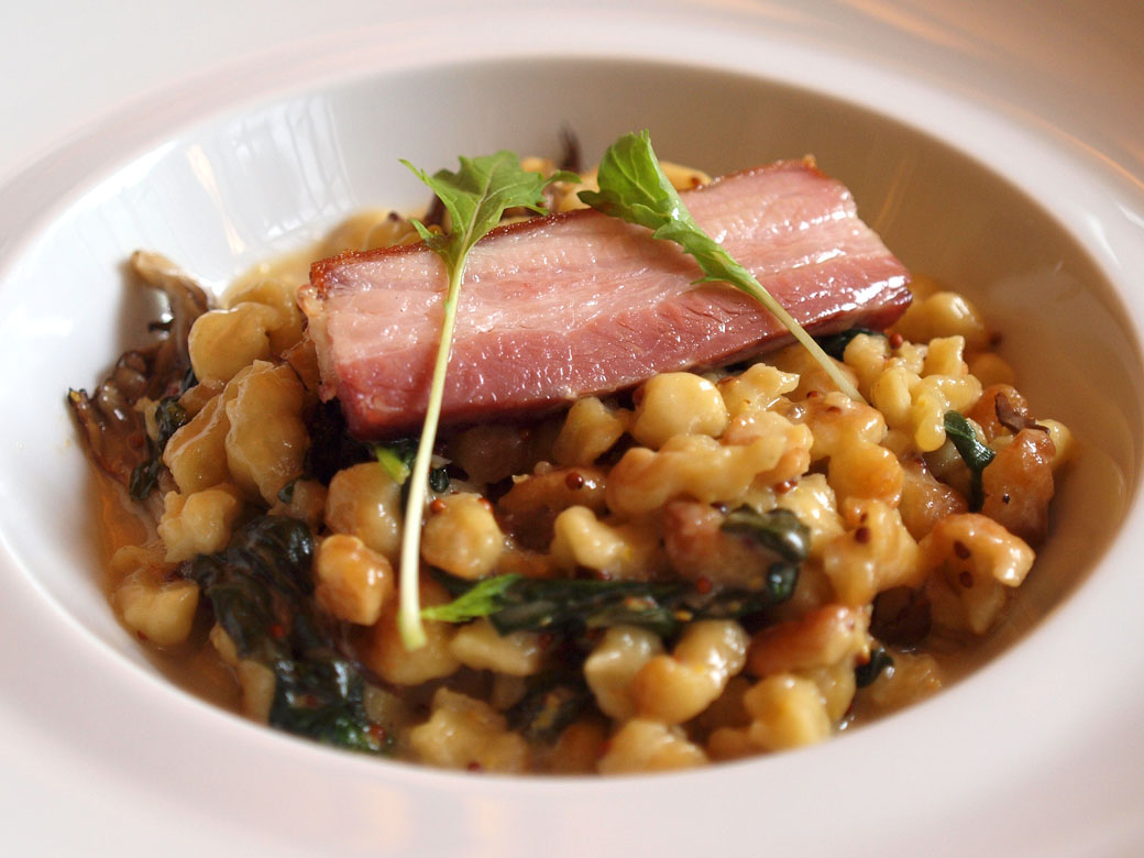 11 Madison - Spaetzle