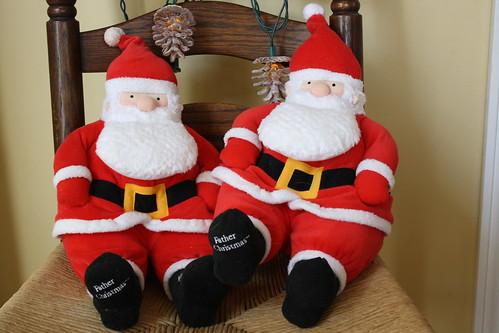 Fat Santas