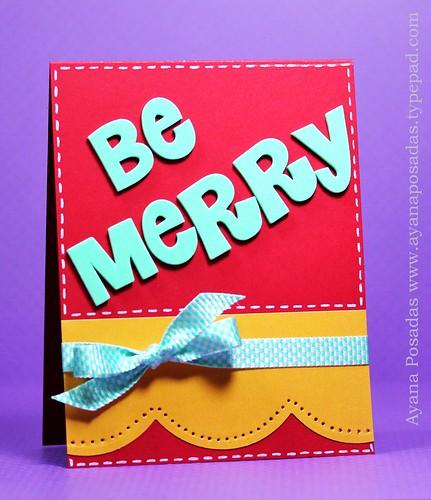 Be Merry (2)