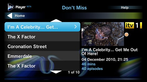 PS3 _ Don't Miss - ITV ITV Player