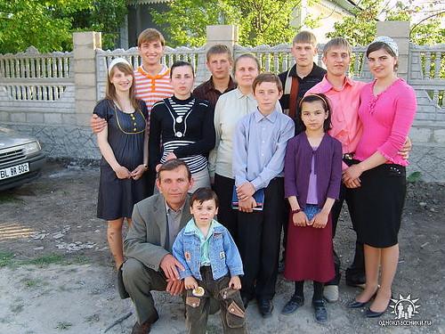Ion Rusu  Pastor Singerei