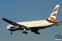 G-YMMG - 30308 - British Airways - Boeing 777-236ER - 101205 - Heathrow - Steven Gray - IMG_5862