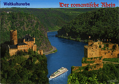 Postcard from the Rhine