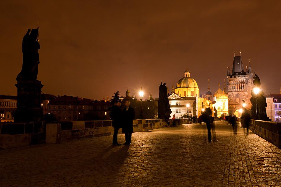 歐洲諸國絢麗夜色