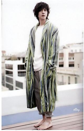 "Kim Hyun Joong ""Ready, Action!"" Spain Photobook 2"
