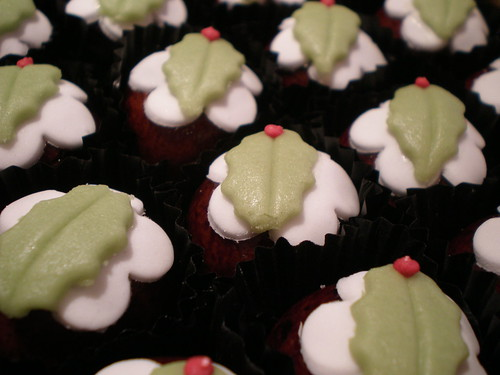 Christmas Pudding Marzipan Fruits 1