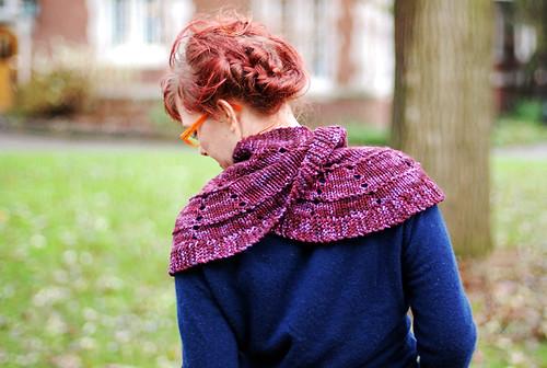 Betiko - garter stitch edged