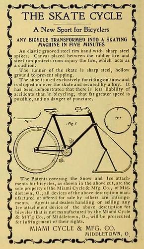 Skate Cycle (1896)