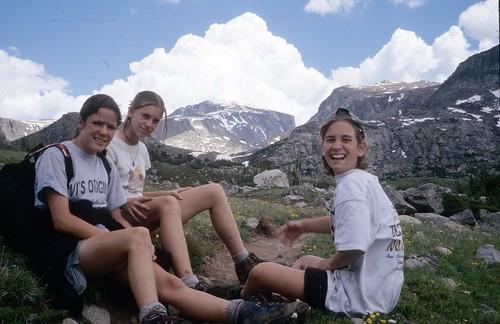 VISIONS Service Adventures, community service summer programs, Montana