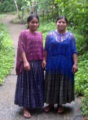 Mayan Women textiles