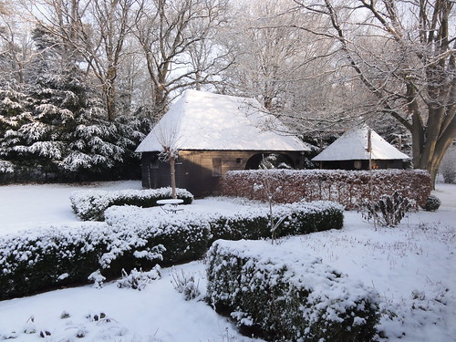 Snow in Ommen