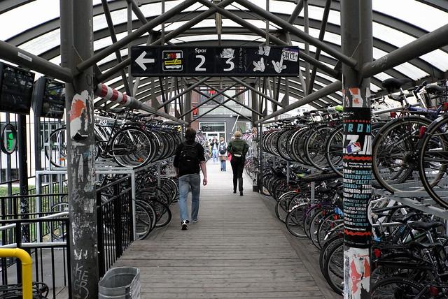 Aarhus Bike Parking