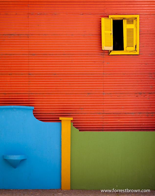 La Boca, Buenos Aires, Argentina, Colorful, Buildings