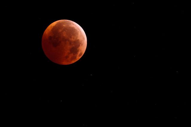 Winter Solstice Lunar Eclipse 2010-12-21